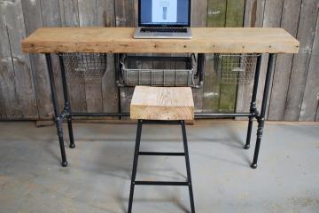 wooden desk 5