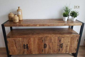 houten kast op maat