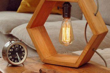 houten lamp 4